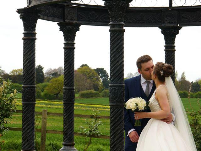 Rachel & John's wedding