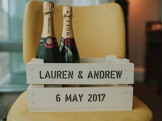 Lauren & Andrew's wedding 2