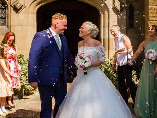 Helen & Graham's wedding