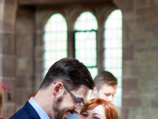 Leanne & David's wedding 2