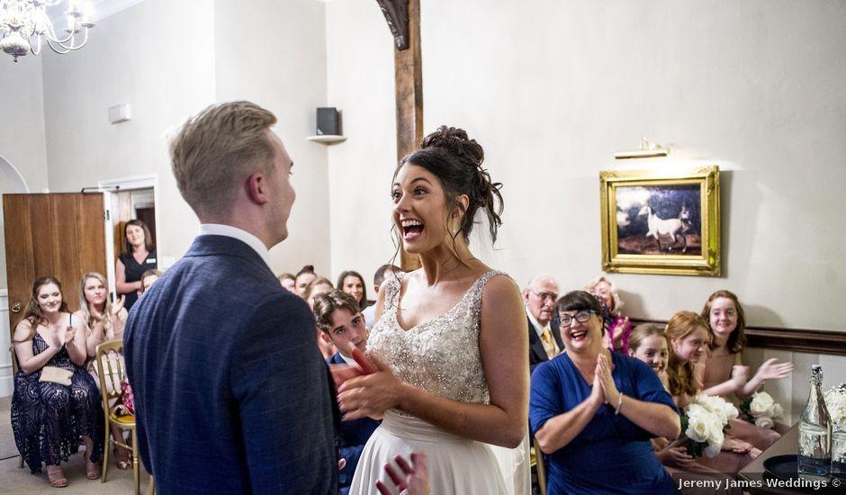 Richard and Juliet's wedding in Chelmsford, Essex