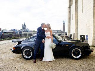 Sheridan & Kristian's wedding
