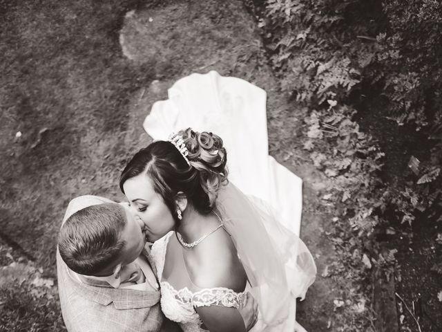Danny & Natasha's wedding