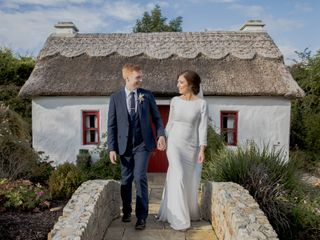 Lisa & Niall's wedding