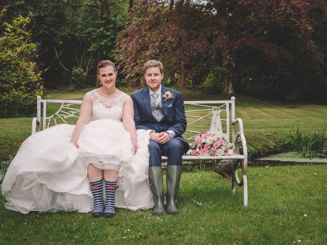 Ceri & Peter's wedding