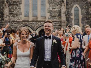 Peter & Becky's wedding