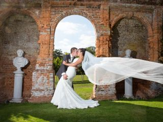 Claire & James's wedding