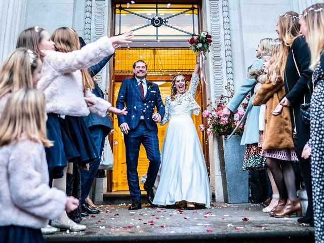 Charlotte & Neil's wedding