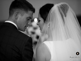 Martina & Colm's wedding