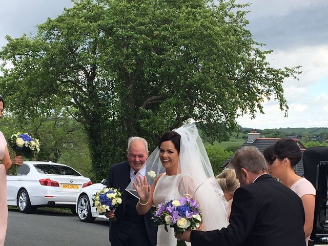 Colm and Martina's wedding in Castlewellan, Down 3