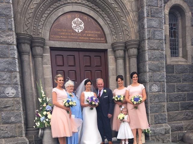 Colm and Martina's wedding in Castlewellan, Down 5