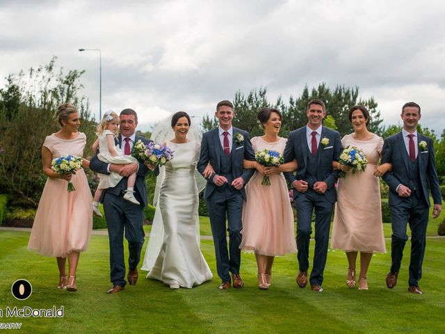 Colm and Martina's wedding in Castlewellan, Down 8
