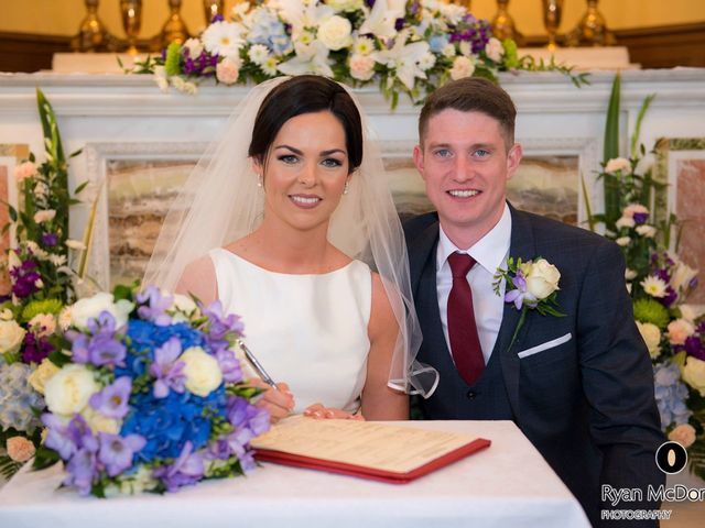 Colm and Martina's wedding in Castlewellan, Down 9