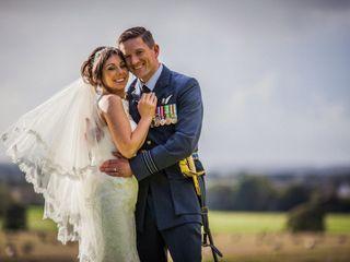Sarah & Kev's wedding