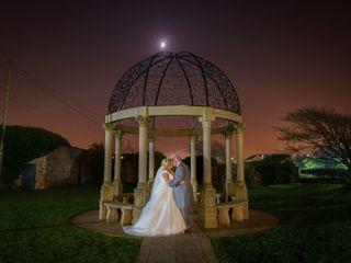 Caroline & Gaz's wedding