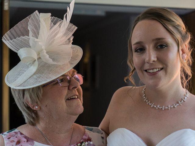Cassie and Michael's wedding in Marlow, Buckinghamshire 7