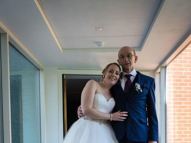 Cassie and Michael's wedding in Marlow, Buckinghamshire 8