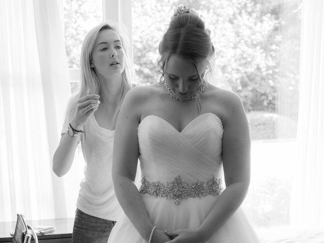 Cassie and Michael's wedding in Marlow, Buckinghamshire 9