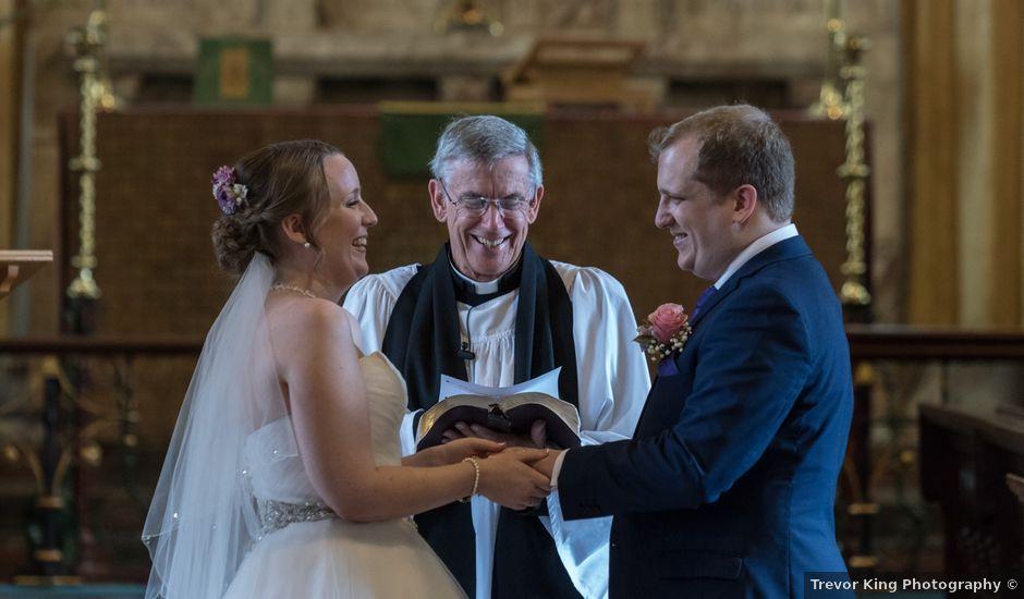 Cassie and Michael's wedding in Marlow, Buckinghamshire