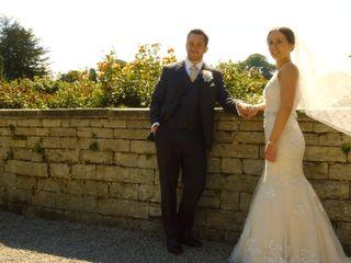 Katrina & Phil's wedding 1