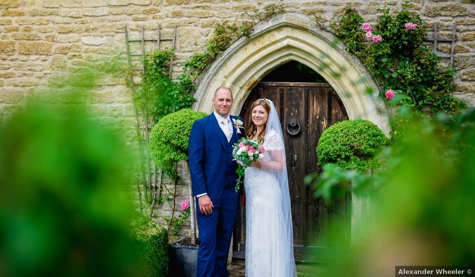 Lyon and Amy's wedding in Bath, Somerset
