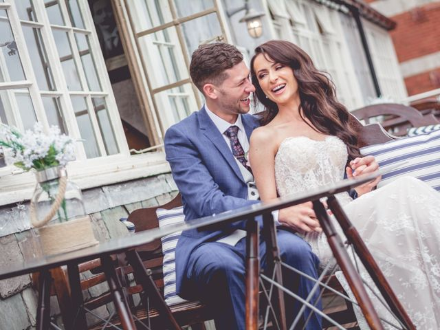 Tonie & Sam's wedding