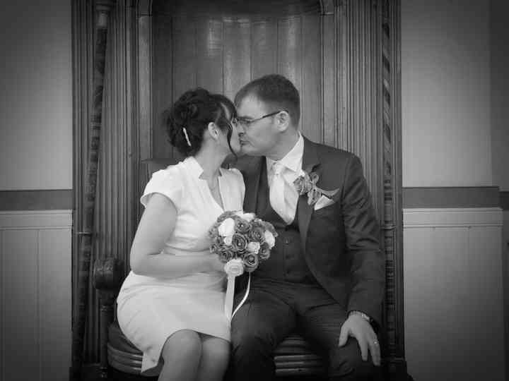 Vitalina & Peter's wedding