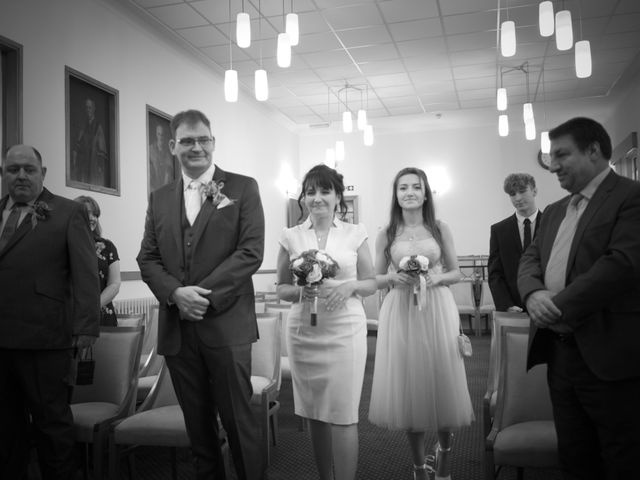 Peter and Vitalina's wedding in Bedford, Bedfordshire 2