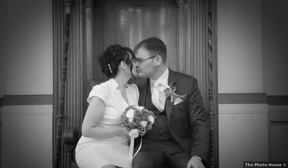 Peter and Vitalina's wedding in Bedford, Bedfordshire