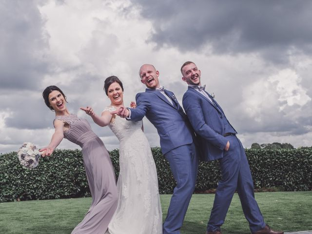 Ryan and Lindsey's wedding in Wigan, Lancashire 2
