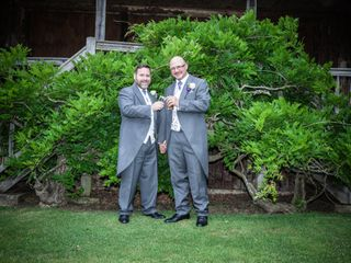 Kevin & J-J's wedding