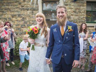 Harriet & James's wedding