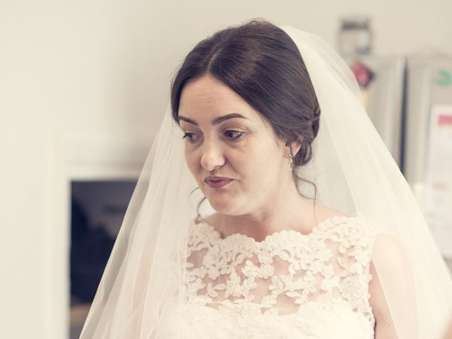 Ciaran and Louise's wedding in Leeds, West Yorkshire 9