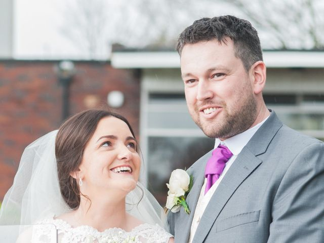 Louise & Ciaran's wedding