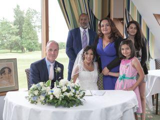 Kamila & Tony's wedding 1