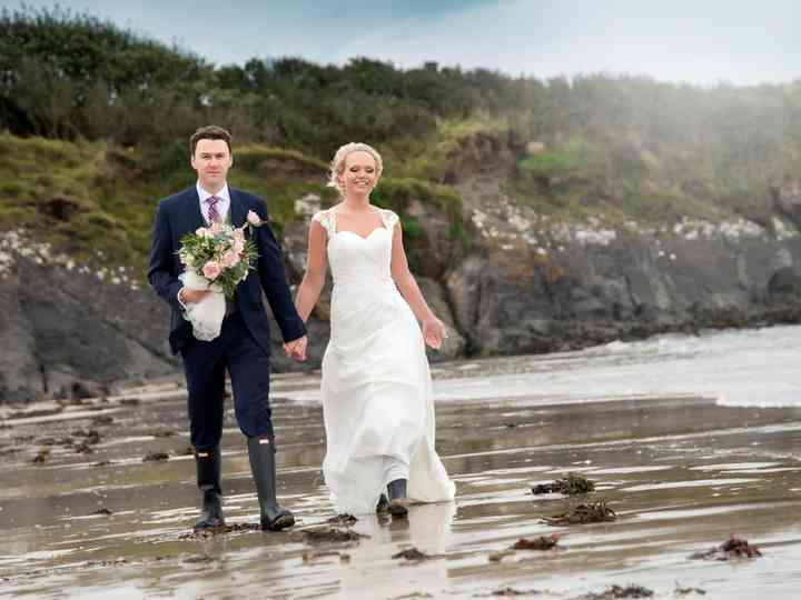 Beth & Ross's wedding