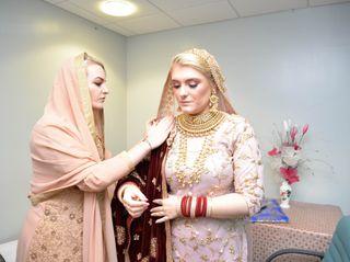 Rheanne & Sonny's wedding 1