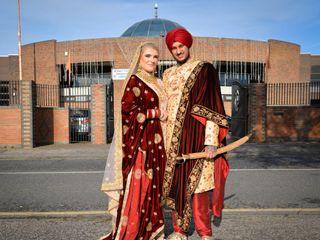 Rheanne & Sonny's wedding