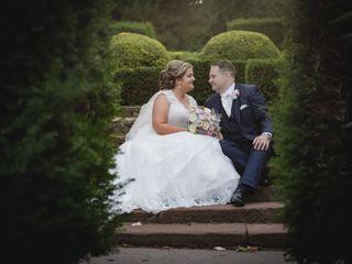 Hannah & Matt's wedding