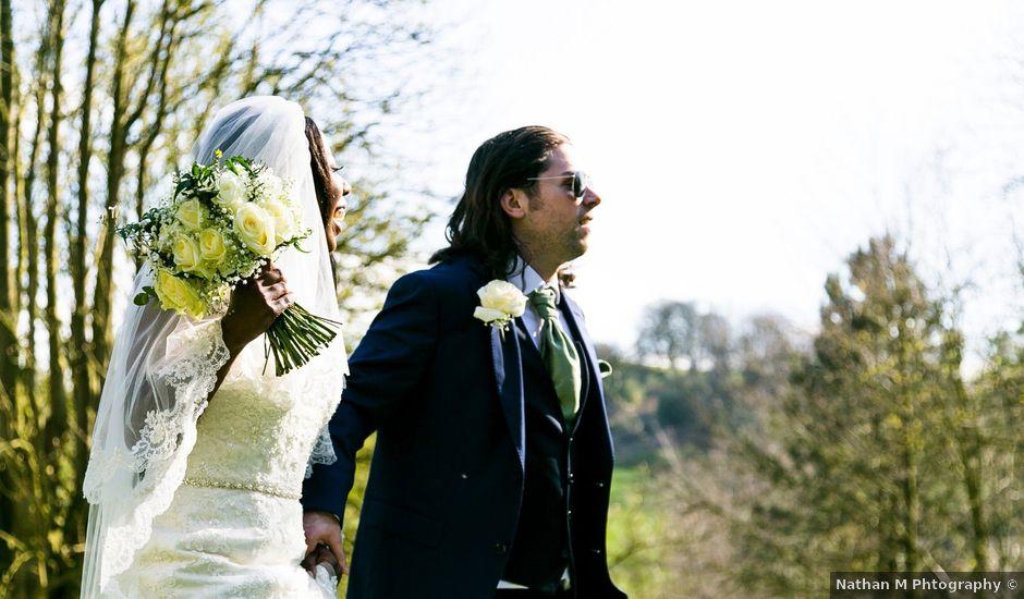 Norma and Jake's wedding in Belper, Derbyshire