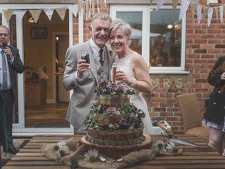 Janet & Mel's wedding