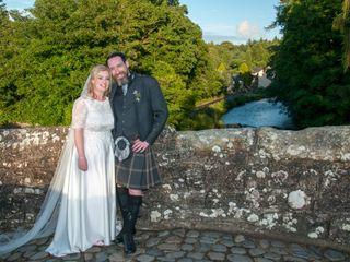 Cheryl & Andrew's wedding