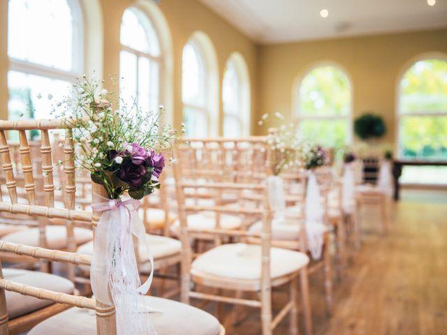 Neil and Paulomi's wedding in Rickmansworth, Hertfordshire 6