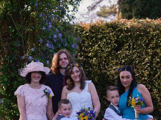Yvette & Dan's wedding 1