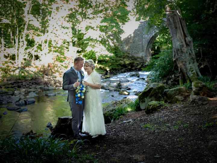 Gosia & Chris's wedding