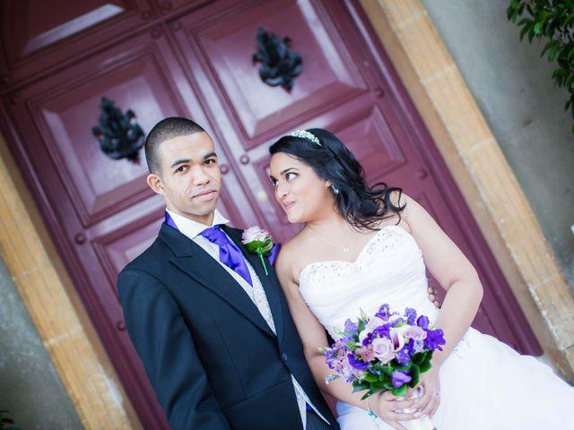 Peter & Sherallee's wedding