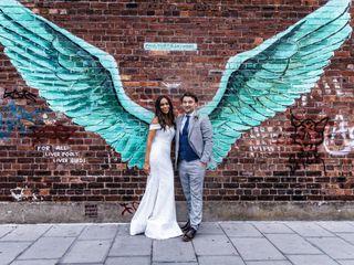Kate & Lewis's wedding