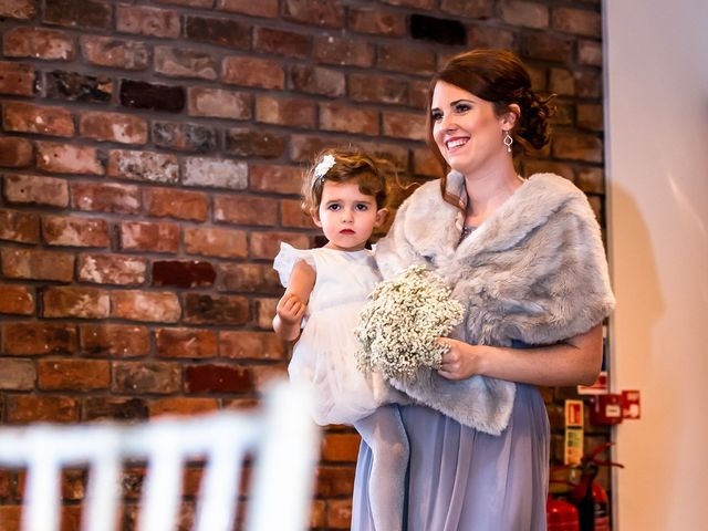 Adam and Nicole's wedding in Chester, Cheshire 4