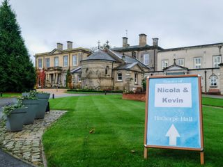 Kevin & Nicola's wedding 1