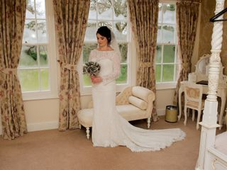Nicola & Ben's wedding 2